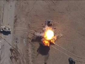 The Video Of ISIS Using Drones To Bomb People Is Scary Shit