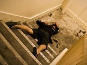 Woman Who Fell Down The Stairs Lost Her Lawsuit Because She Is Fat And Drunk