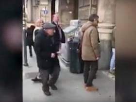 This Old Guy Dancing In The Streets Of Italy Just Stole Everyone's Girlfriend