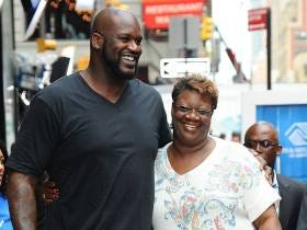 Shaq Says His Mom Is Making Him Squash His Beef With JaVale McGee