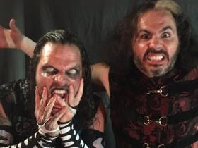 The Broken Hardy Brothers May Be Headed Back To WWE