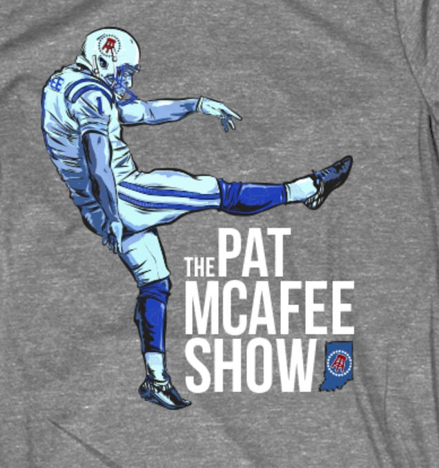 Pat McAfee Podcast