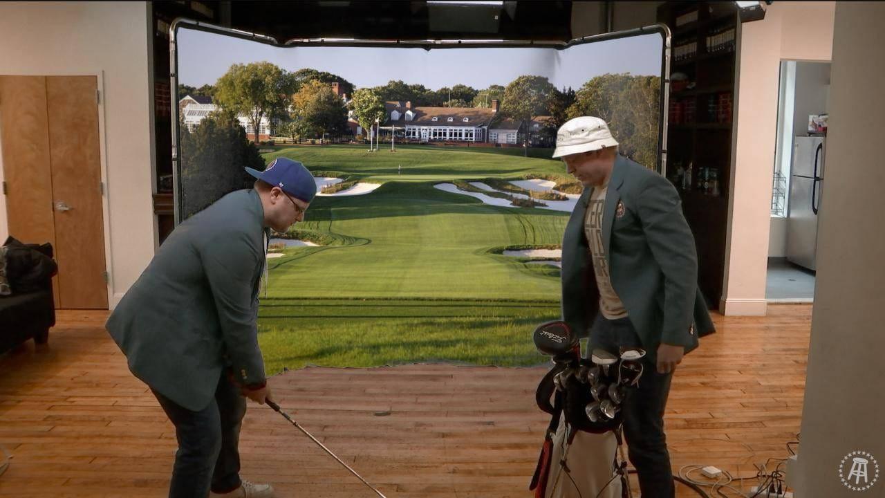 Golf milf gfe day chicago