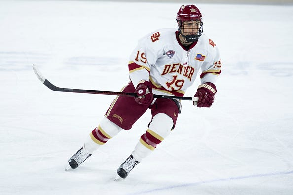 University of Denver vs. Arizona State - NCAA Division I Ice Hockey