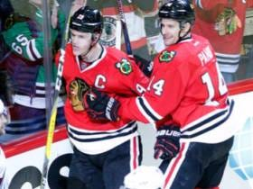 The Blackhawks Have Clinched A Playoff Spot For The 9th Straight Year, Time To DANCE