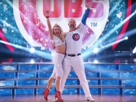 David Ross Made His Dancing With The Stars Debut Last Night And He Did Not Suck