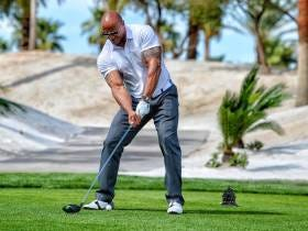 The Rock Claims He Can Hit A Golf Ball 490 Yards And He's Too Awesome Of A Guy For Me To Call Him A Liar