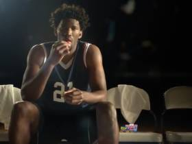 Joel Embiid Should Not Be Allowed To Make Fun Of His Injuries In Jolly Rancher Commercials