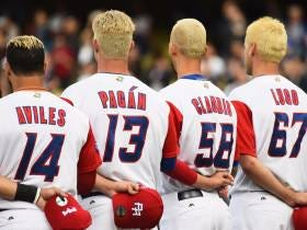 The Island Of Puerto Rico Is Running Out Of Hair Dye Because Of The Puerto Rico World Baseball Classic Team