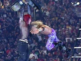 Robbie's Top 20 WrestleMania Moments – 12. Tables, Ladders, And Chairs, Oh My!