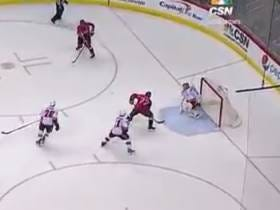 Better Caps Goal From Last Night - Ovi's Rocket or Oshie's Tic-Tac-Toe?