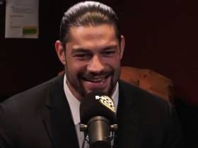 Roman Reigns Admitting He Bootlegs The Rock's Movie Was a Pretty Likable Moment