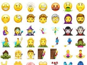 The Upcoming Release Of New Emojis May Include A Breastfeeding Mother, Chinese Food, Elves, Mermaids, And Much More