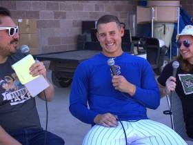 Highlights From Our Interview With Anthony Rizzo Yesterday