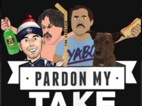 Pardon My Take 3-24 With Stu Feiner, Marlins Man, And Our Call To The NFL Competition Committee