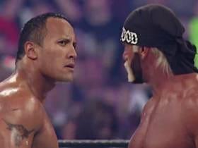 Robbie's Top 20 WrestleMania Moments – 9. Icon vs Icon