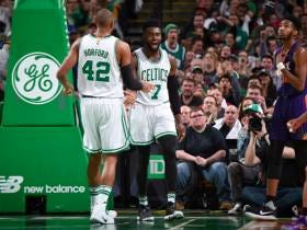 It Sure Looks Like The Celtics Are Peaking At The Right Time