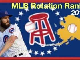 Ranking MLB Rotations: Part 1: These Might Be AAA Rotations