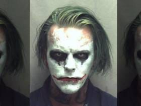This Joker Was Arrested For Carrying A Sword In Virginia
