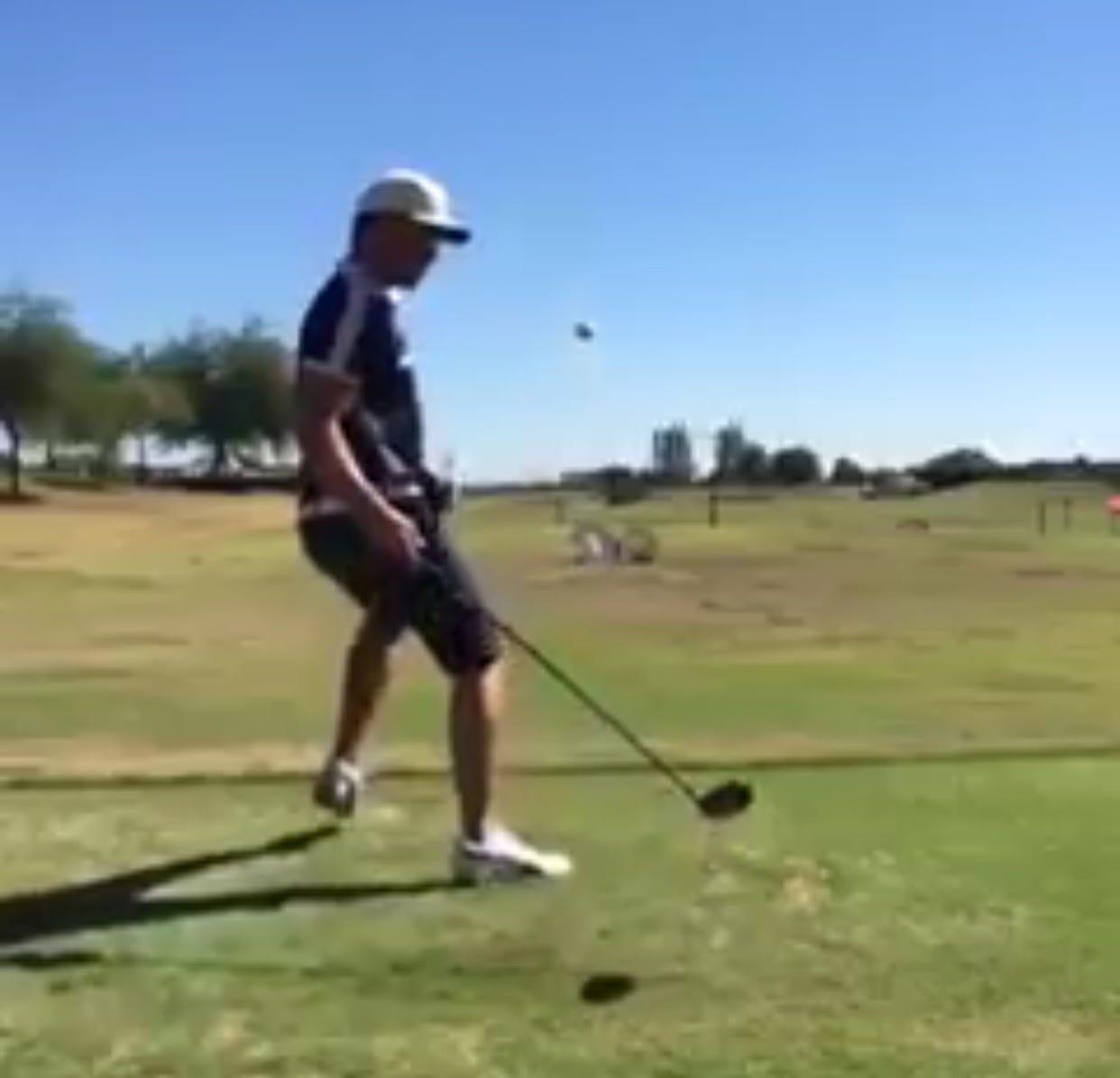 Golf + Soccer = Hardo City