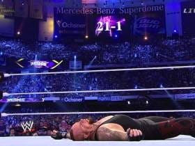 Robbie's Top 20 WrestleMania Moments – 5. The Streak...Is Over
