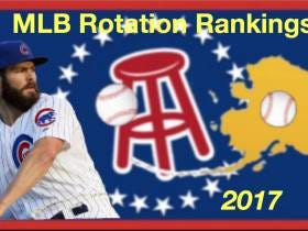 Ranking MLB Rotations Part 4: The Rebuild Is Looking Successful