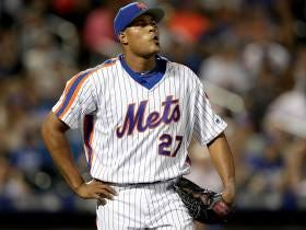 Jeurys Familia Reportedly Suspended 15 Games For Violating MLB's Domestic Violence Policy