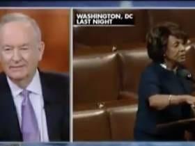 Bill O'Reilly Apologizes For Making Fun Of Black Congresswoman's Hair