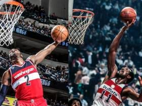 The Wizards Won The Division For The First Time Since 1979, Snapping The Longest Drought In Sports