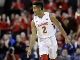 Melo Trimble Is Declaring For The NBA Draft