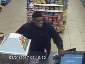 Forgetting To Pull Your Skimask Over Your Face Before Robbing A 7-Eleven Is Not The Brightest Idea In The World