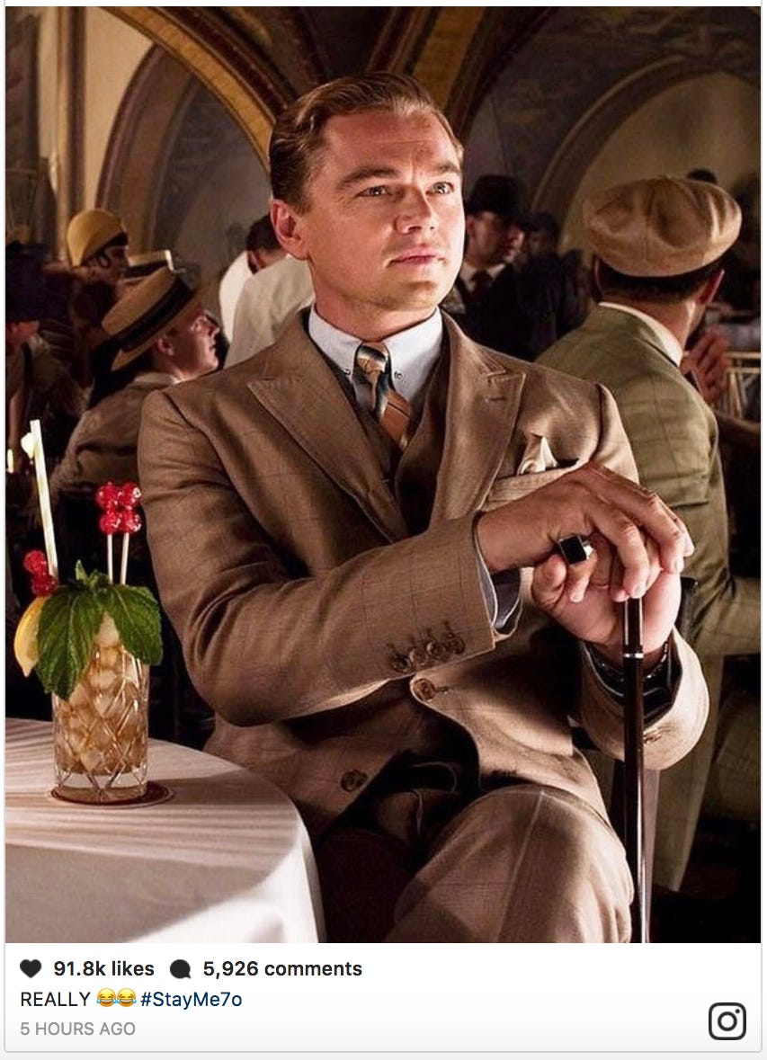 the unconventional relationship between nick carraway and jay gatsby