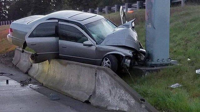Car Accident Saturday Morning San Antonio