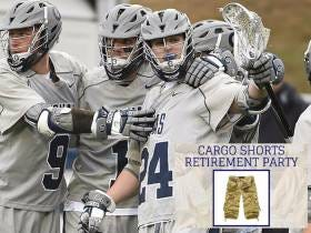 Georgetown Lacrosse Is Doing The World A Favor And Hosting A Cargo Shorts Retirement Party
