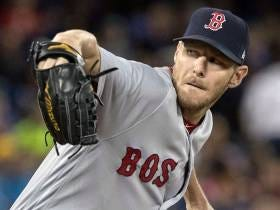 Chris Sale Goes 8 Scoreless With 13 Strikeouts, Red Sox Can't Score For Him, Craig Kimbrel Blows Save, Mookie Betts Wins It With Bases-Clearing Double In The 10th