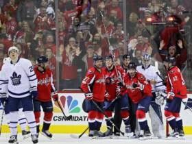 Caps Vs Leafs Game 5 Live Blog