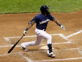 Eric Thames Went Deep AGAIN Last Night, And I'm Starting To Think That Nothing Can Stop Him