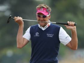 That Asshole Ian Poulter Follows Up His 75 With A 71 And Will Likely Miss The Cut, Lose PGA Tour Status