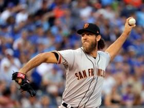Madison Bumgarner Placed On The Disabled List With A Left Shoulder Injury After A Dirt Bike Accident
