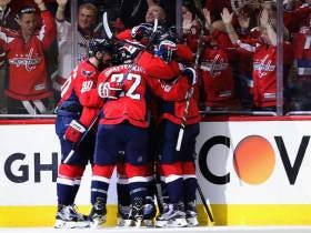 Caps Vs Leafs - Win And Move On - Game 6 Live Blog
