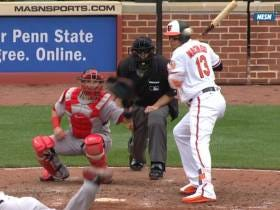 Matt Barnes Throws One Behind Manny Machado's Head, Dustin Pedroia Says 'That's Not How You Do That'