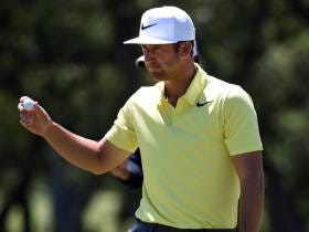 Kevin Chappell Earns His First PGA Tour Victory At The Valero Texas Open With A Birdie On The 72nd Hole