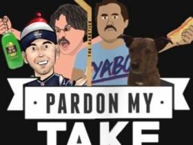 Pardon My Take 4-24 With Richie Incognito And Marlins Man
