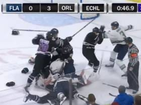 We Interrupt This Stanley Cup Playoff Coverage For A Line Brawl In The ECHL Playoffs