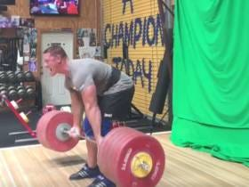 John Cena Celebrated His 40th Birthday By Casually Deadlifting 602 Pounds