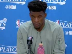 Jimmy Butler Saying Marcus Smart Isn't