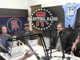 Best Of Barstool Radio - Coach Nate Was Late, Francis Turns Heel and Dave Gets Hair Plugs