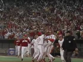 Wake Up With Joe Oliver's Game-Winning Hit In Game 2 Of The World Series (1990)