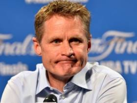 The Pain From Steve Kerr's Back Surgery Sounds Like Hell