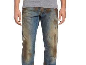 Need A Pair Of Pre-Muddied Jeans For $425? Nordstrom's Has You Covered